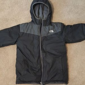 North Face 10-12 youth jacket